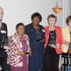 Lifetime Achievement: Nannie Potts, Gail Williams, Harriett Stafford, Ella Mae Small, Pat Cain Cotham, Rev. Dr. Mary John Dye, and Betty Honeycutt