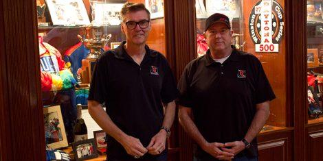 Ray Evernham & Jeff Ryan750