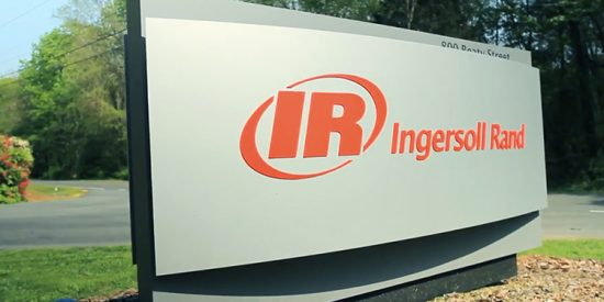 Ingersoll Rand Sign_750