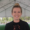 Paige Douglas is the manager of of LKN Beer Garden