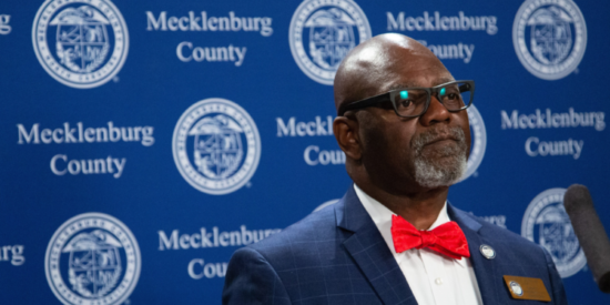 """""""We are excited to welcome Centene to Mecklenburg County,"""" said George Dunlap, Chairman of the Mecklenburg Board of County Commissioners"""